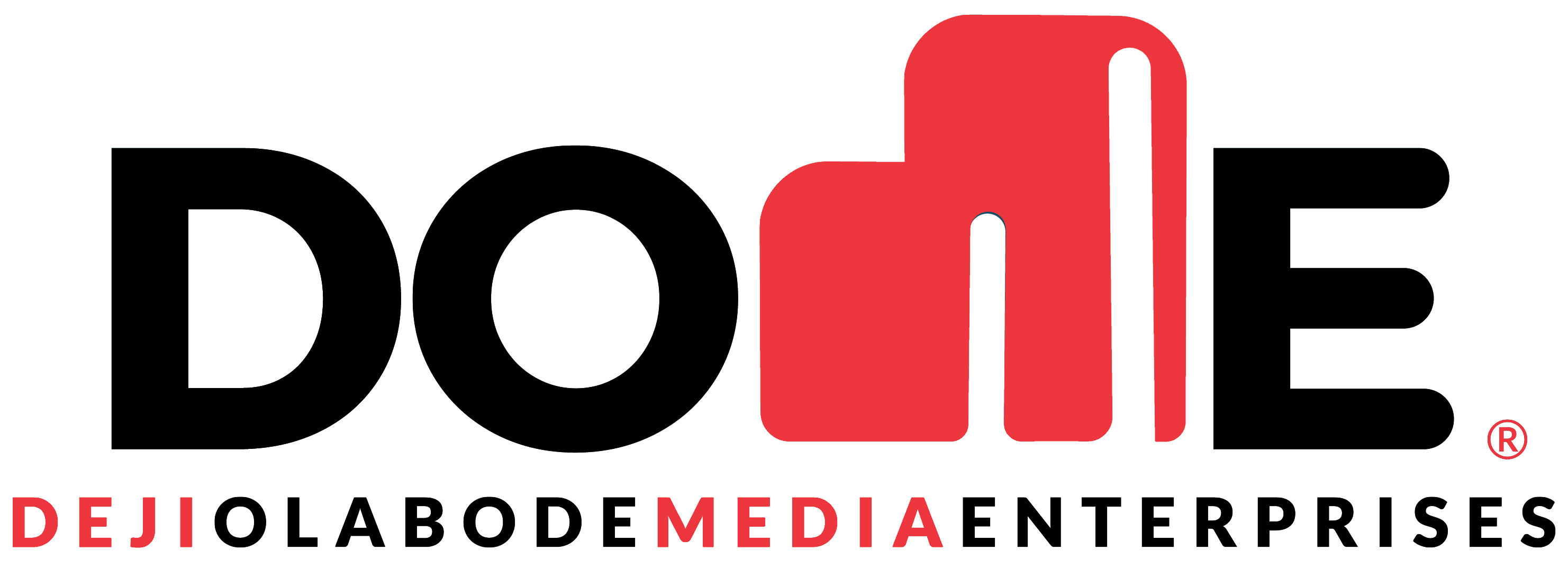 Deji Olabode Media Enterprises Logo