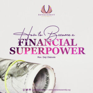 How To Become A Financial Superpower