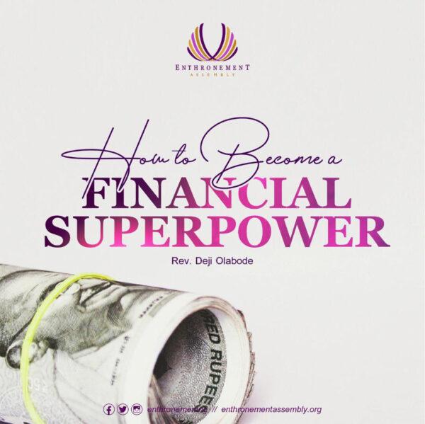 Financial superpower