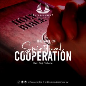 The Art of Spiritual Cooperation